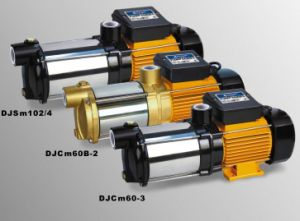 Auto-Priming a più stadi Jet Pump, Stainless Steel Jet Pump con CE ed UL (DJCM SERIES, DJSM SERIES)
