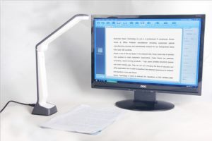 A4 휴대용 컬러 스캔너 지원 USB 휴대용 문서 사진 스캐너