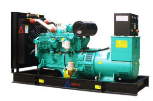 Gruppo elettrogeno diesel silenzioso di Cummins 60Hz 130kw