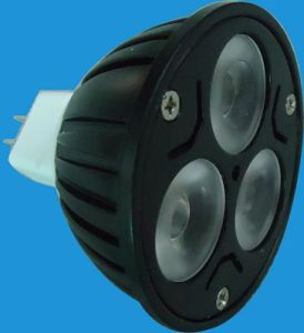 Dimmable MR16 CREE 3*3W LED Birne (GN-MR16-04)