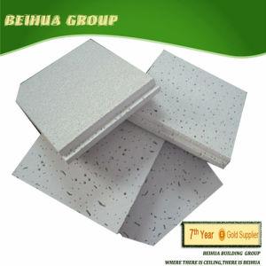 Materiales para techos falso techo de lana mineral / Junta