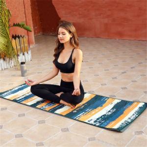 Explosión ampliado y profundizado Non-Slip estilo toalla Yoga