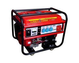 4kw/5kw/6kw Three Phase Portable Gasoline Generator