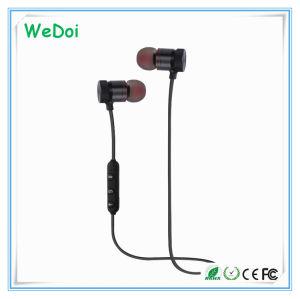 Nouveaux écouteurs Bluetooth magnétiques avec un coût concurrentiel (WY-EA04)