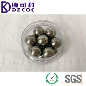2mm 6,35mm 7.938mm 12,7 mm 304 pequenas esferas de aço inoxidável para limpeza