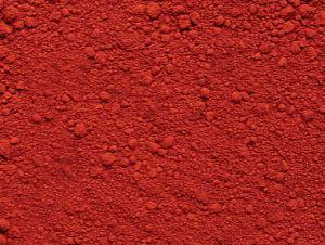 Het Rood van het Oxyde van het ijzer (JH2313)