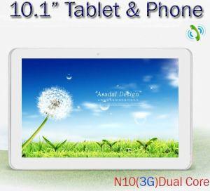 Sanei N10 Telefonar Dual Core Tablet PC
