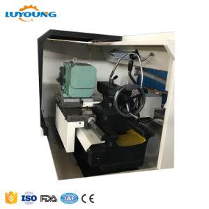 Ck6136 Metal automático de herramientas de corte Torno CNC máquina de fundición