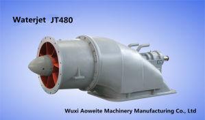 Bomba de inyección de chorro de agua bomba de la unidad de Propulsión Jet JT480 para lancha yate