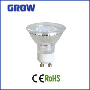 MR16/GU10/E14/E27 Glass Spotlight mit CER Approvel