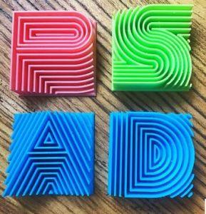 Muffa di plastica della stampante di PLA 3D dell'ABS di vendita della fabbrica che fa macchina