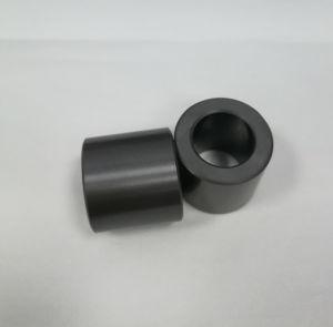Tubo/manicotto/boccola di ceramica dell'asta cilindrica del carburo di silicone (SSIC/RBSIC)