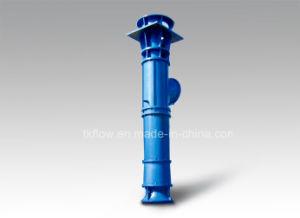 Turbina vertical bomba de agua para proyectos de la estación de bomba