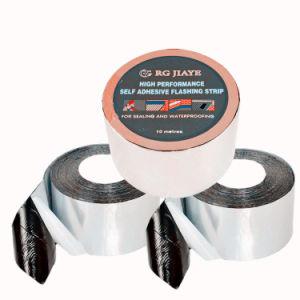 opvlammende Band van het Dak van het Bitumen van Flashband van de Dikte van 0.8mm/1.0mm/1.2mm/1.5mm/2.0mm de Zelfklevende