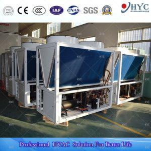 산업 상업적인 중앙 공기조화 /HVAC 모듈 공기에 의하여 냉각되는 물 냉각장치