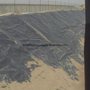 黒い紫外線抵抗のダムはさみ金のごみ処理で使用される安い価格の市民建築材料