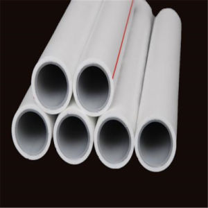 Plastikrohr der zusammensetzung-PPR für Heißwasser