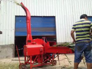 切断の干し草のための6.5t/H籾殻カッターの飼料の粉砕機機械