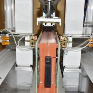 El paso Ocho 18650 26650 32650 Batería automática de montaje de la máquina La máquina de soldadura por puntos a ambos lados (TWSL-700)