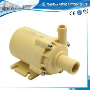 음식 급료 12V 24V 소형 무브러시 DC 원심 수도 펌프