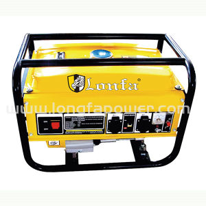 2.5kw Small Portable Astra Corea Gasoline Generator Set