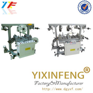 La precisión de PVC automático de cinta fría máquina laminadora Película