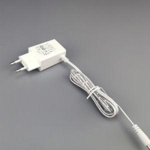 창조적인 스피커 접합기를 전환하는 100-240V AC DC 6V 1.5A 전력 공급