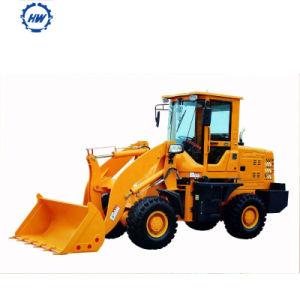 De VoorLader van de Tractor van het Wiel van het ontwerp van Nice van de Keus van de kwaliteit
