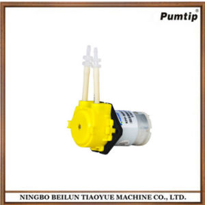 Cc12V Micro peristáltica de agua de autocebado Bomba de proceso de succión de alta