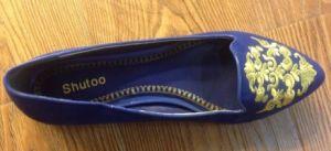 Diseño OEM plana mujeres zapatos casual (NF065)