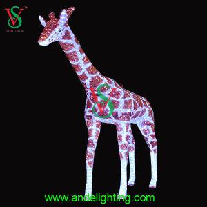 Eindeutige dekorative LED-Beleuchtung-Weihnachtsdekoration