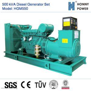 Dieselset des generator-500kVA mit Googol Motor 50Hz