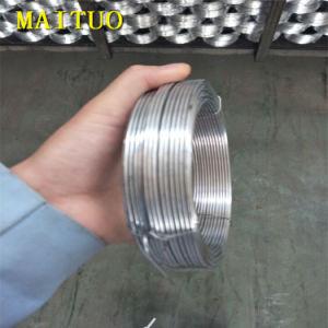12 Medidor de arame de ferro galvanizado electromagnética