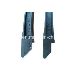 Automatique des portes d'extrusion en caoutchouc EPDM joint à lèvre double bande d'étanchéité du joint / Météo