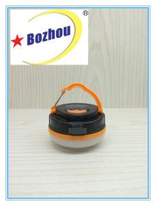 Мини-мощный яркий сотовый телефон зарядное устройство кемпинг фонари Wigh крюк