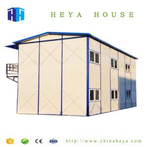 Estructura de aluminio prefabricadas casa móvil los precios de los paneles de pared