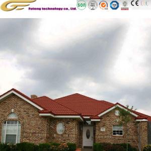 Les matériaux de construction en pierre tôle de toit de tuiles des matériaux de toiture tuile de toit