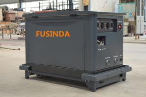 leiser Generator 220V, LPG/CNG des Erdgas-10-30kw als Kraftstoff