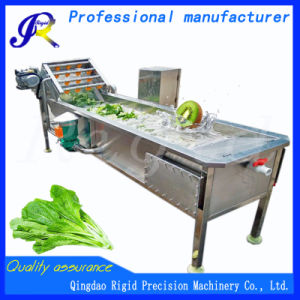 Steife Gemüseunterlegscheibe mit Luftblasen (Edelstahl)