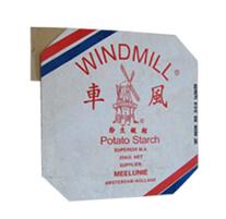 Capa 3 bolsa de papel artesanal que hace la máquina para el almacenamiento