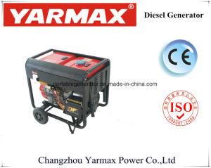 Geöffneter Rahmen-Typ einphasiges DieselGenset elektrischer Generator