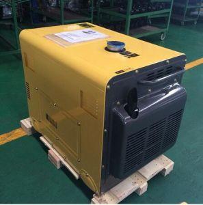 Generatore diesel elettrico di inizio 5kw (LR6700N)