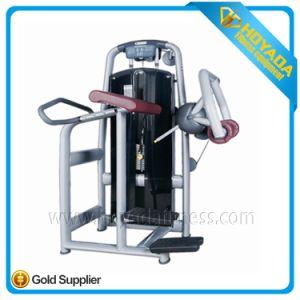 Strumentazione commerciale di ginnastica di forma fisica di esercitazione di concentrazione del corpo della macchina dell'idraulica 9022 Glute