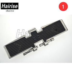Питание резиновые Добавлена цепь транспортера из нержавеющей стали (Хар-881TABFH)