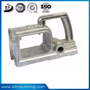 カスタマイズされたOEMはCNCの機械化を用いる鋼鉄機械鍛造材の部品を造った