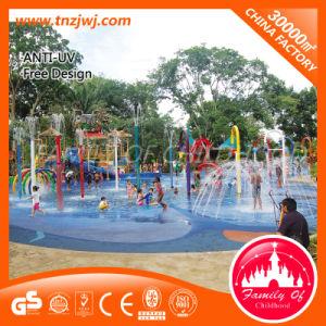 Structuur van het Spel van het Water van het Speelgoed van het Park van Aqua van jonge geitjes de Commerciële voor Verkoop