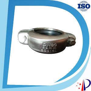 Di dispositivo di accoppiamento rapido della frizione rigida del connettore del tubo con la guarnizione di gomma