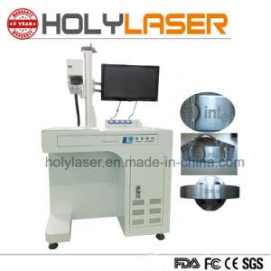 macchina della marcatura del metallo di taglio del laser della fibra di 30W 50W