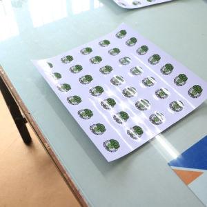 印刷のビニールの病院部の表示器の床のステッカー