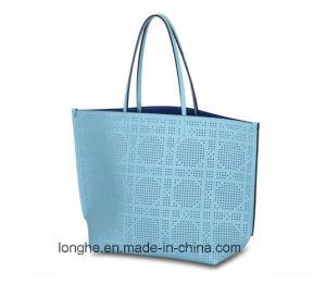 Laser Cutting (ZX20398)를 가진 최신 Trend Big Volume Women Shopping Bag
